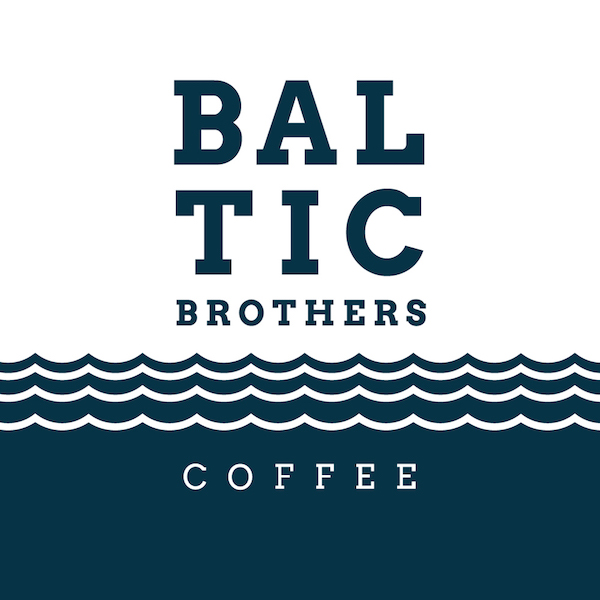 Brand Identity für Baltic Brothers Coffee